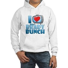 I Heart The Brady Bunch Hoodie