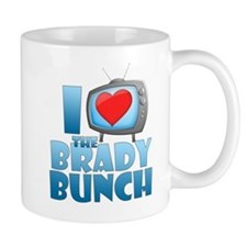 I Heart The Brady Bunch Mug