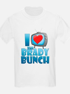 I Heart The Brady Bunch T-Shirt