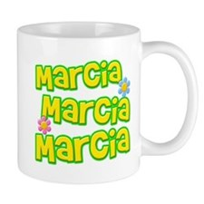 Marcia, Marcia, Marcia Small Mug