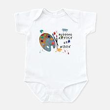 Artist At Work Infant Bodysuit