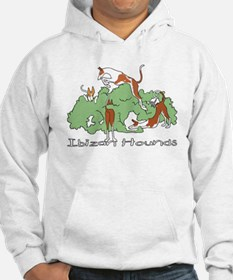 Funny Podenco Hoodie