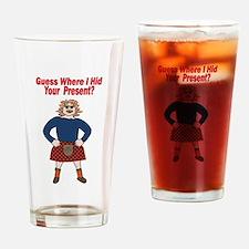 Sexy Scotsman / Drinking Glass