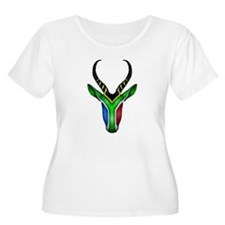 Springbok Flag T-Shirt