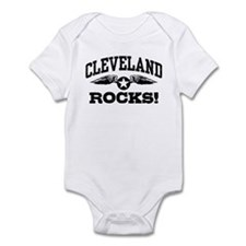 Cleveland Rocks Infant Bodysuit
