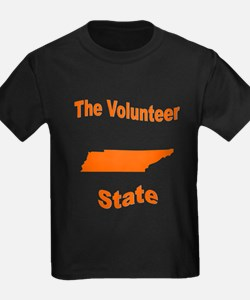 Tennessee: The Volunteer Stat T