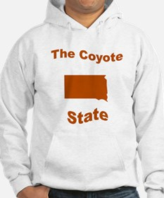South Dakota: The Coyote Stat Hoodie