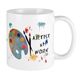 Artist Small Mugs (11 oz)