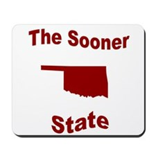 Oklahoma: The Sooner State Mousepad