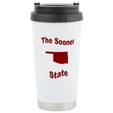 Oklahoma: The Sooner State Travel Mug