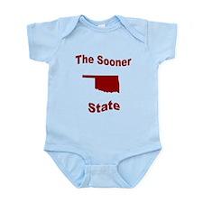 Oklahoma: The Sooner State Infant Bodysuit