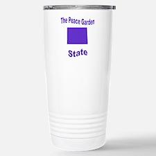 North Dakota: The Peace Garde Travel Mug