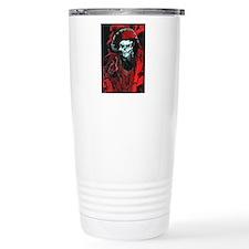 La Mort Rouge - Red Death Travel Mug