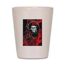 La Mort Rouge - Red Death Shot Glass