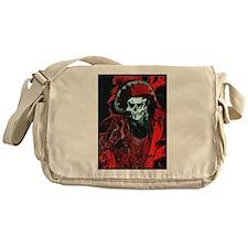 La Mort Rouge - Red Death Messenger Bag