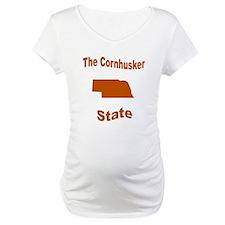 Nebraska: The Cornhusker Stat Shirt