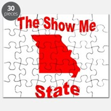 Missouri: The Show Me State Puzzle