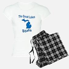 Michigan: The Great Lakes Sta Pajamas