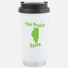 Illinois: The Prairie State Travel Mug