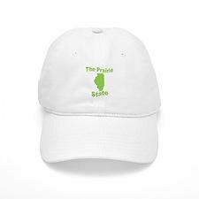 Illinois: The Prairie State Baseball Cap