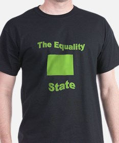 Wyoming: The Equality State T-Shirt