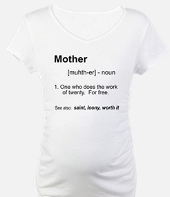 Definition of Mother Shirt