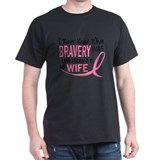 Breast cancer Dark T-Shirt
