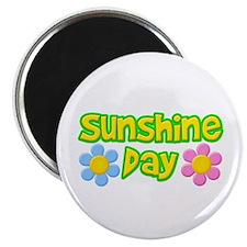 Sunshine Day Magnet