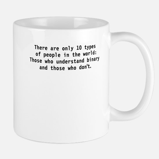 There are 10 types Mug