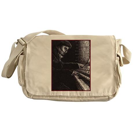 'Requiem' Messenger Bag