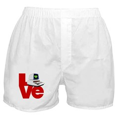 Computer Love Boxer Shorts