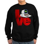 Computer Love Sweatshirt (dark)