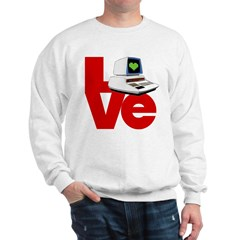 Computer Love Sweatshirt