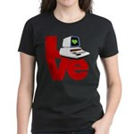 Computer Love Women's Dark T-Shirt