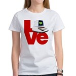Computer Love Women's T-Shirt
