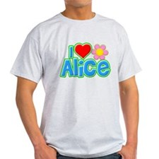 I Heart Alice T-Shirt