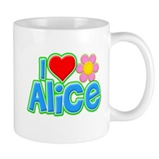 I Heart Alice Mug