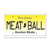 """Meatball 12"""" x 20"""""""