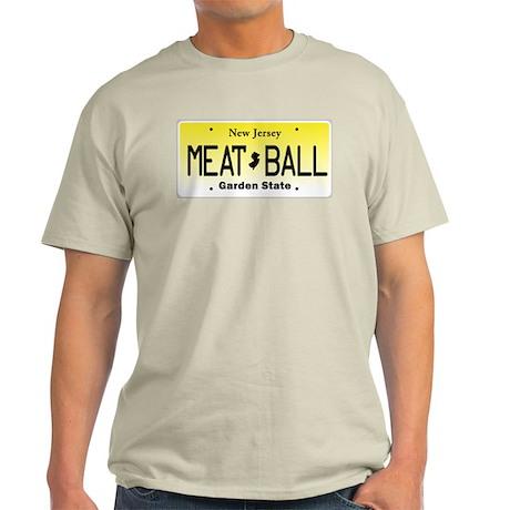 NU JOISEY, New Jersey, License Plate Light T-Shirt