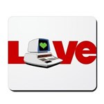 Computer Love Mousepad