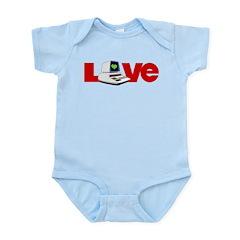Computer Love Infant Bodysuit
