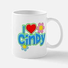 I Heart Cindy Mug
