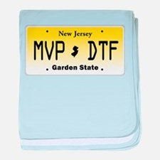 New Jersey, License Plate, Jersey Shore, MVP DTF b