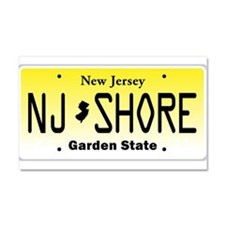 New Jersey, License Plate, Jersey Shore Car Magnet