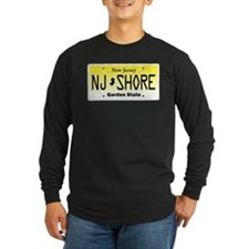 New Jersey, License Plate, Jersey Shore T