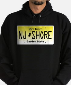 New Jersey, License Plate, Jersey Shore Hoodie