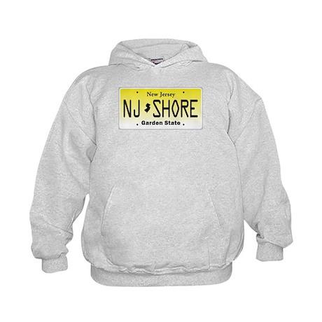 New Jersey, License Plate, Jersey Shore Kids Hoodi