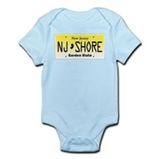 New Jersey, License Plate, Jersey Shore Infant Bod