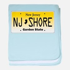 New Jersey, License Plate, Jersey Shore baby blank