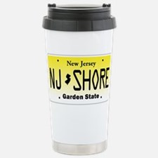 New Jersey, License Plate, Jersey Shore Stainless